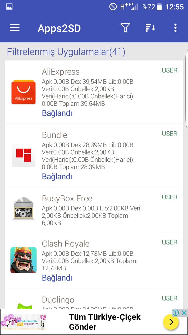Google play uygulamaları sd hafıza karta yükleme ve indirme nasıl yapılır
