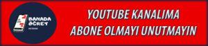 banada öğret youtube kanalı