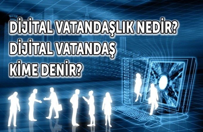 Dijital Vatandaşlık